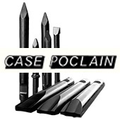 Пики для гидромолота Case Poclain